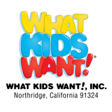 What kids want
