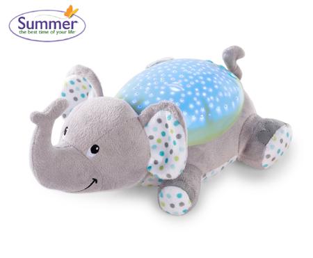 Den chieu sao ru ngu con ong con buom con voi Summer Infant