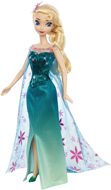 Bup be Elsa va chiec vay mua xuan