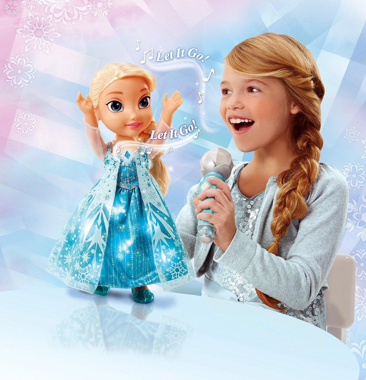Song ca cung cong chua Esla Frozen Doll