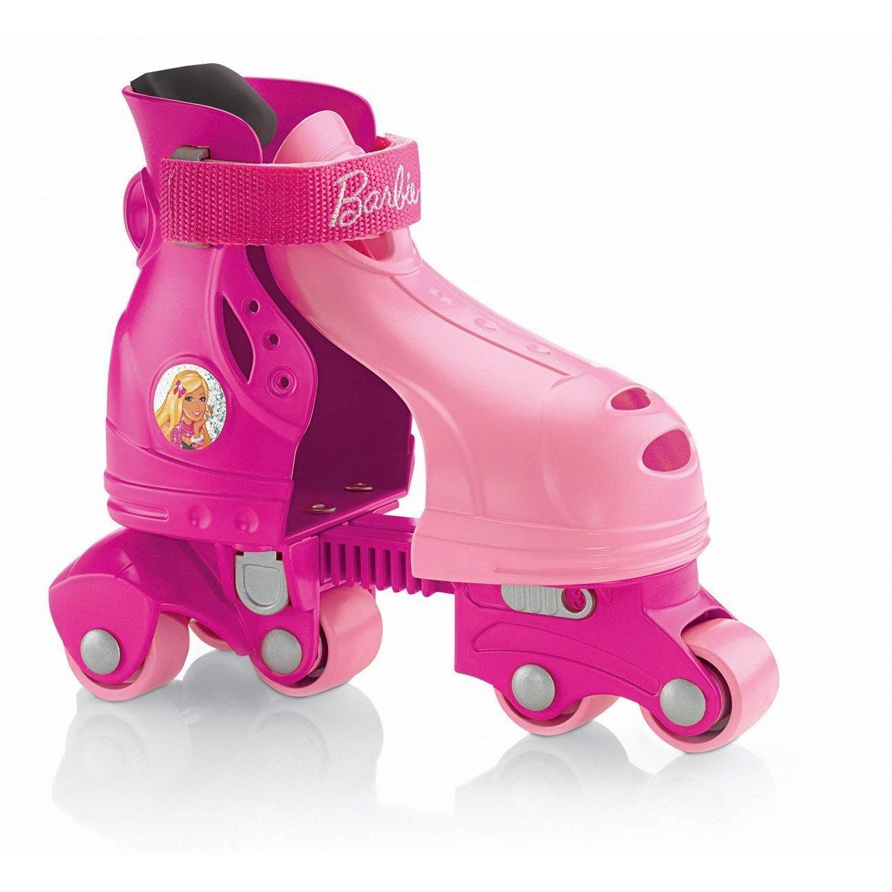 Giay truot patin can bang cho be gai Barbie Grow With Me