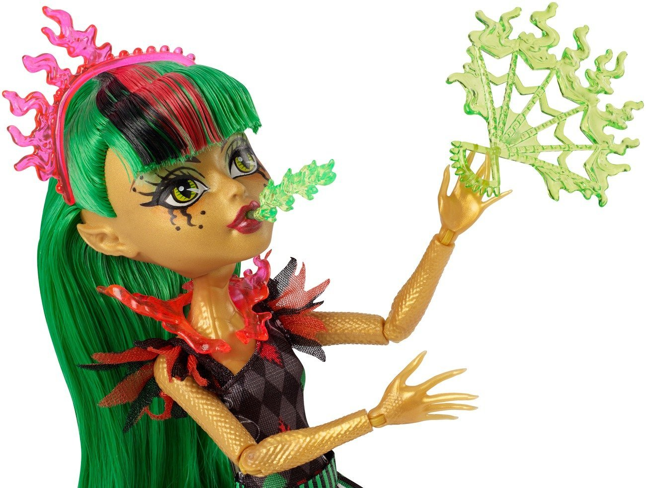Bup be quai vat cay Monster High Freak