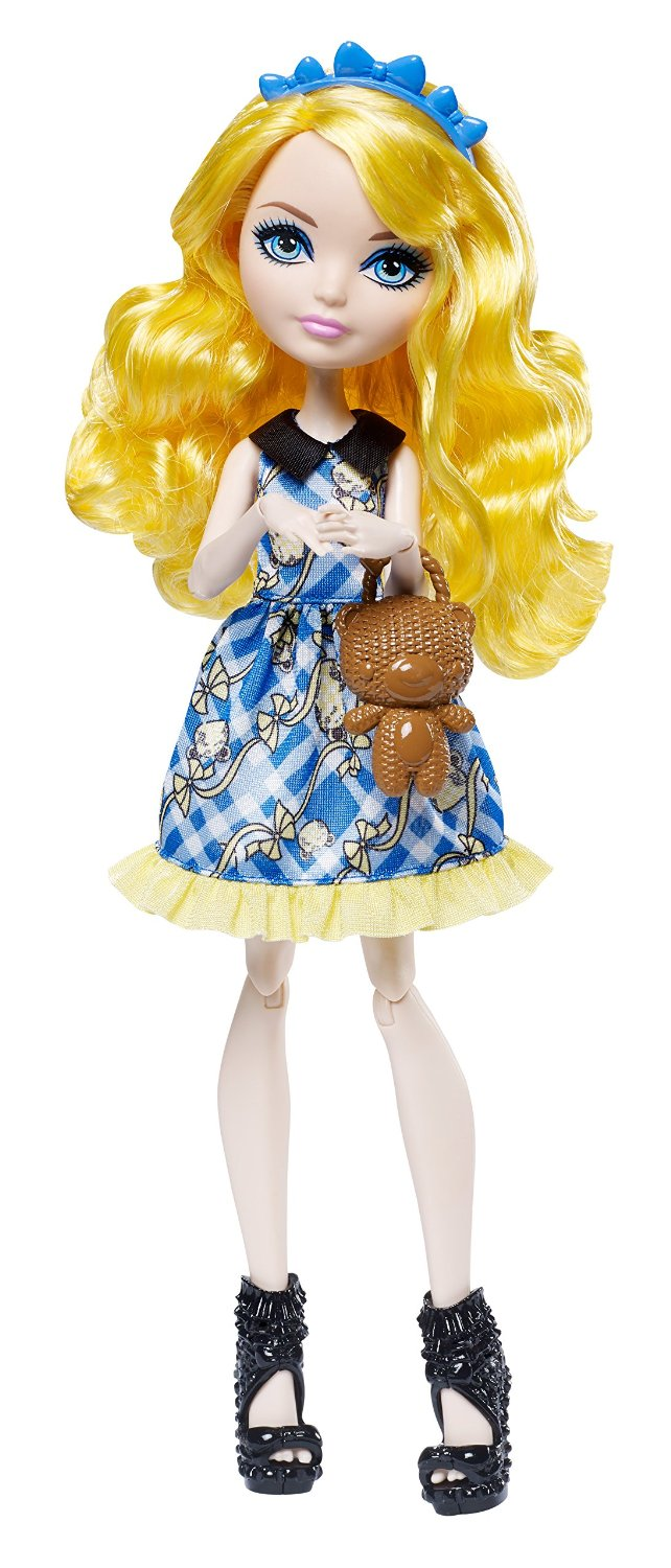 Cong chua hau due Gia dinh nha gau Ever After High