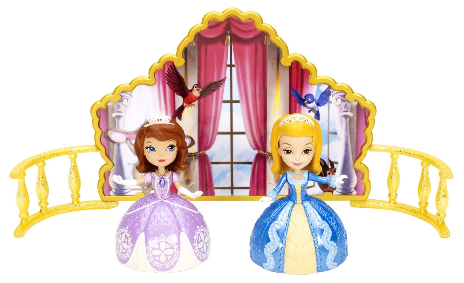 Vu dieu cong chua Disney Sofia The First Dancing Sisters