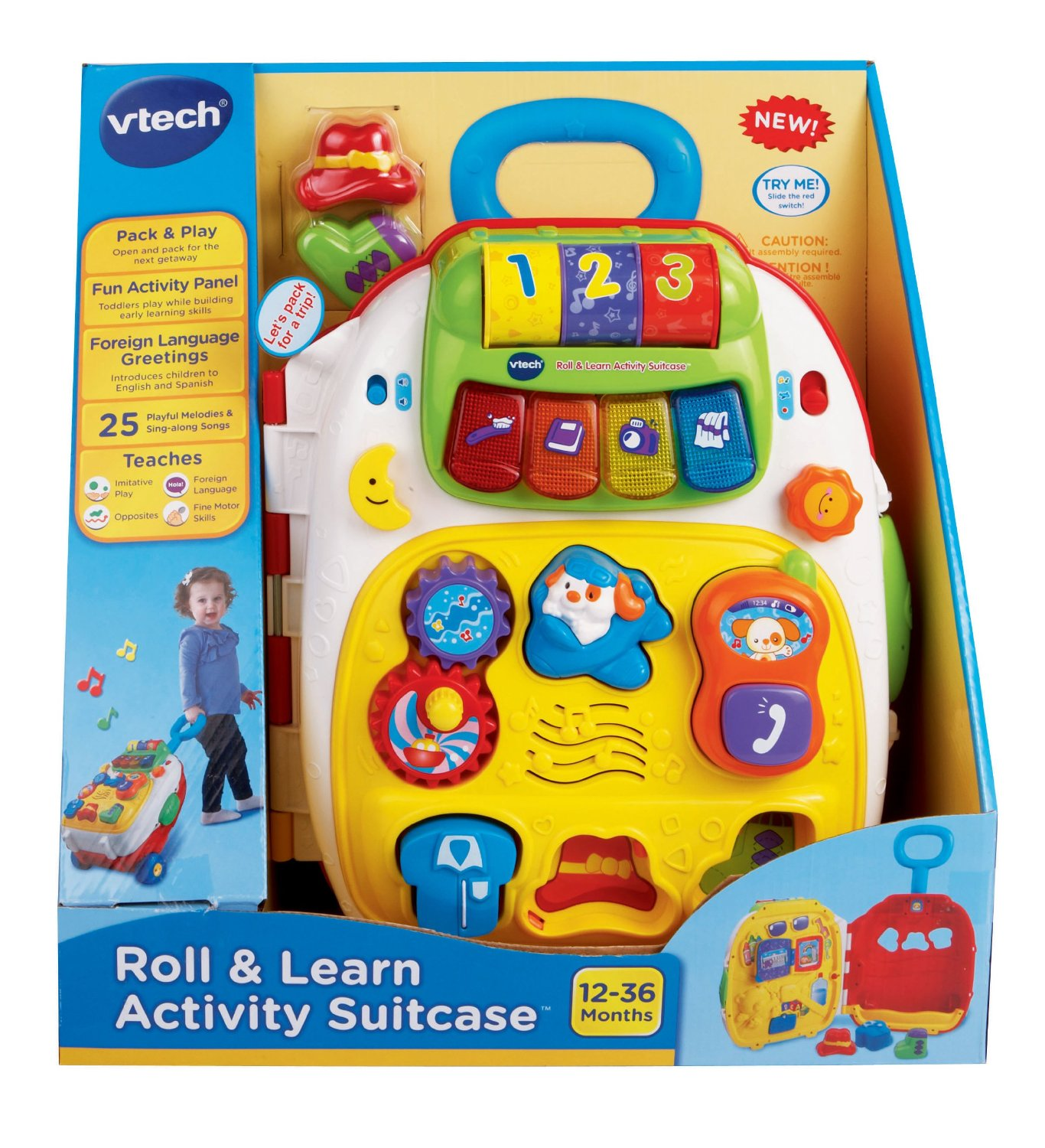 Vtech My First Luggage VT price in Pakistan Vtech in