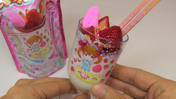 Cute Tororin Parfait DIY Making Kit
