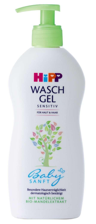 hipp-babysanft-waschgel-haut