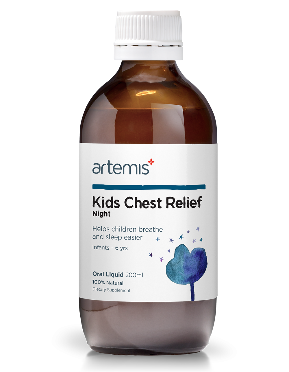 Artemis Kids Chest Relief Night-  HO ARTEMIS ĐÊM