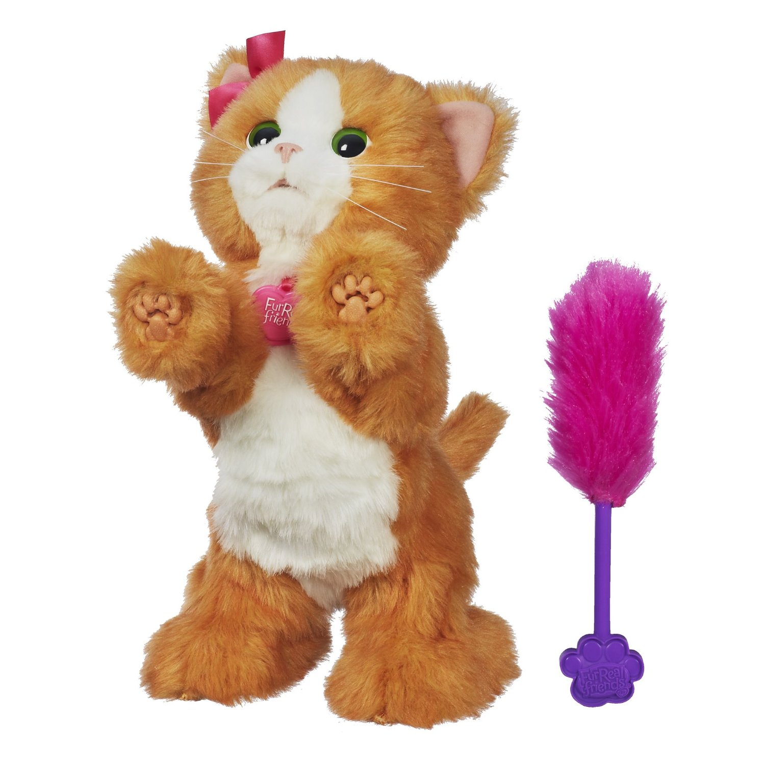 Bạn mèo Daisy - FurReal Friends Daisy Plays-With-Me Kitty Toy