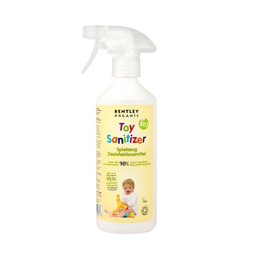 Bình xịt Bentley Organic Toy Sanitizer Bio