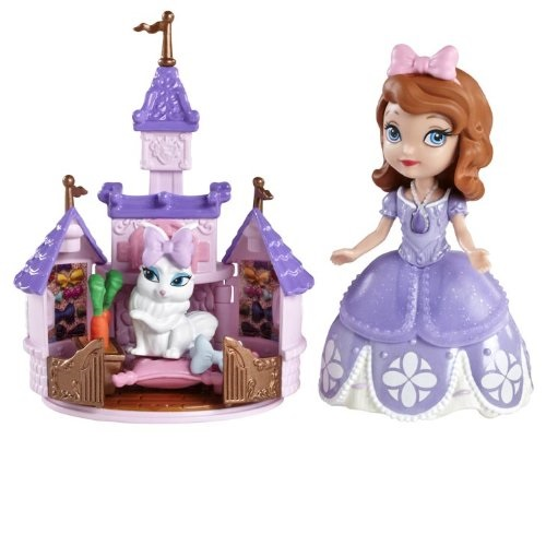 Bộ đồ chơi Búp bê Disney Sofia the First Sofia and Bunny Playset