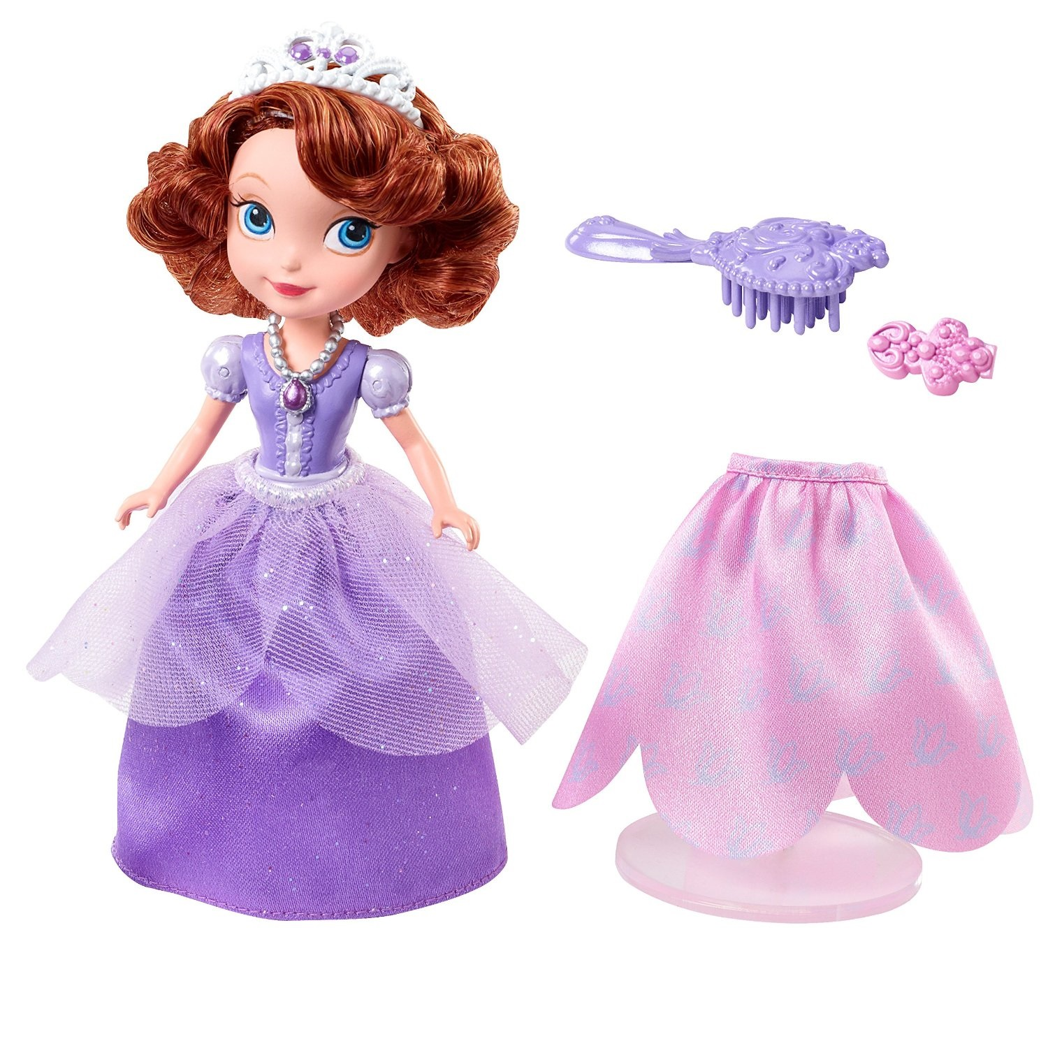 Bộ đồ chơi Disney Sofia The First Perfect Princess Curtsy Doll