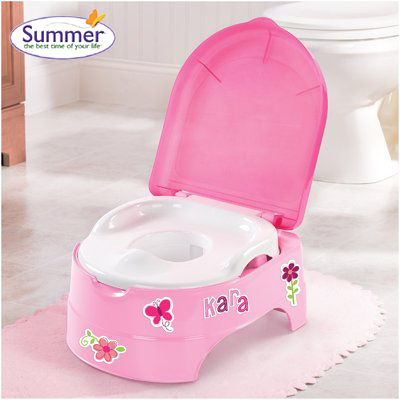 Bô My Fun Potty hồng Summer Infant(SM11427)