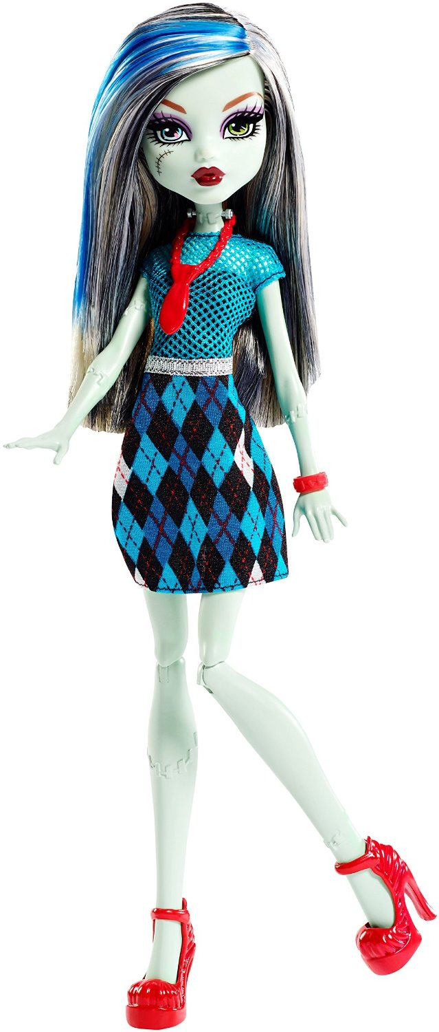 Búp bê Monster High Frankie Stein Doll