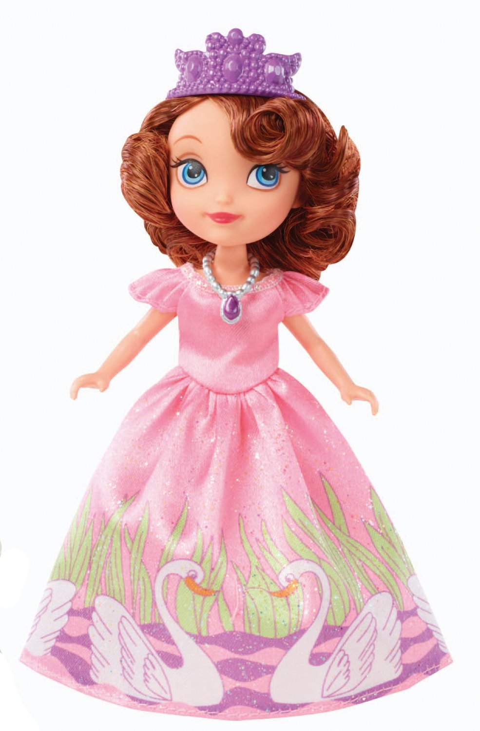 Búp Bê Sofia - Disney Sofia The First Swan Dress 5-Inch Sofia Doll