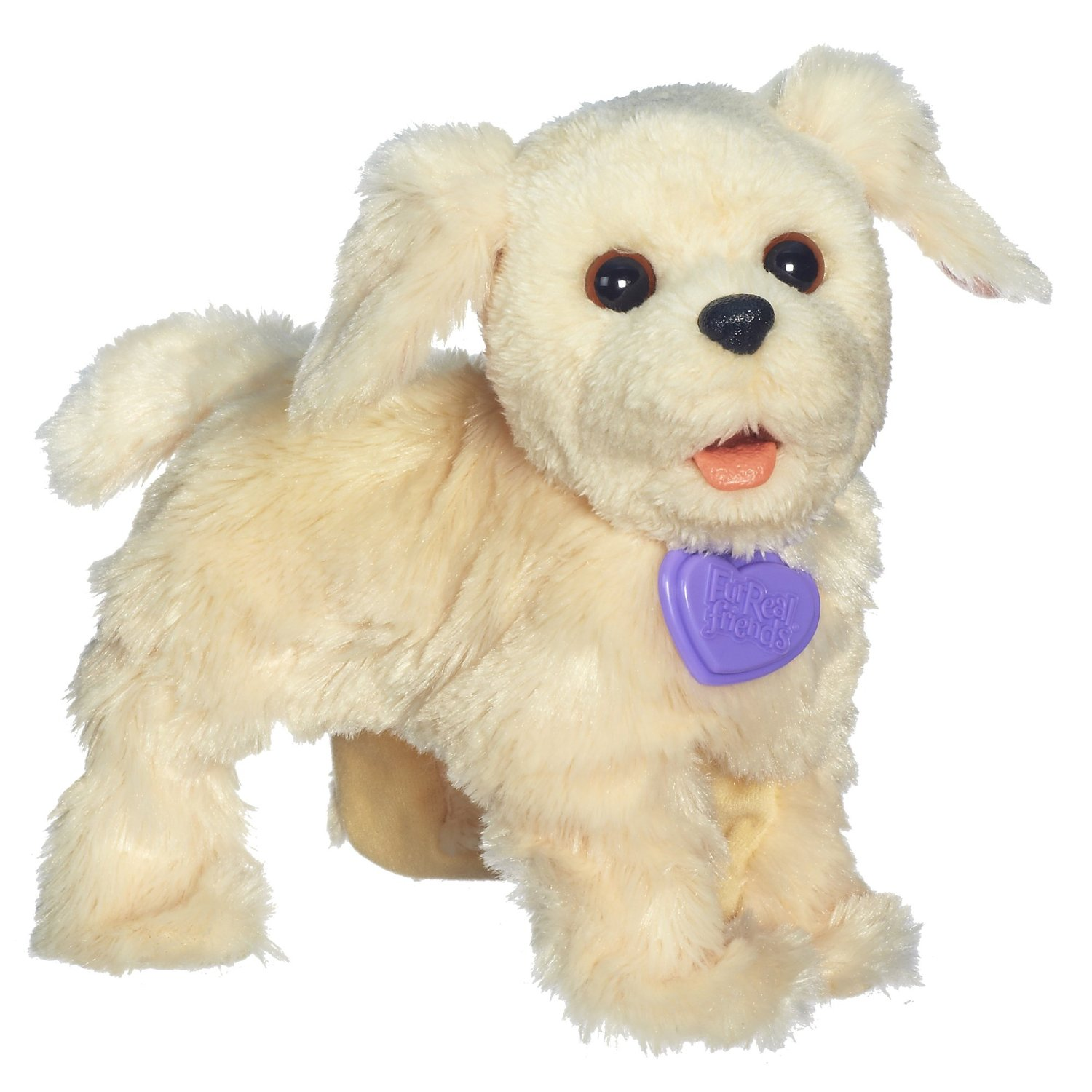 Cún Puppies Biscuit - FurReal Friends Walkin Puppies Biscuit Toy Plush