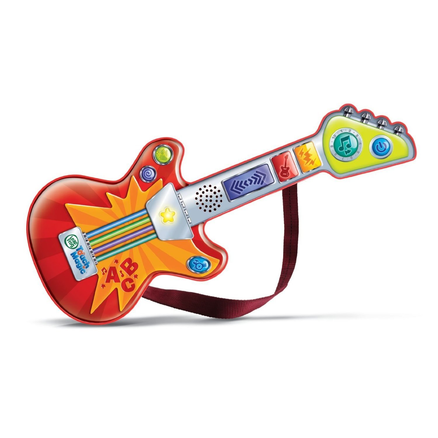 Đàn ghitar điện LeapFrog Touch Magic Rockin' Guitar