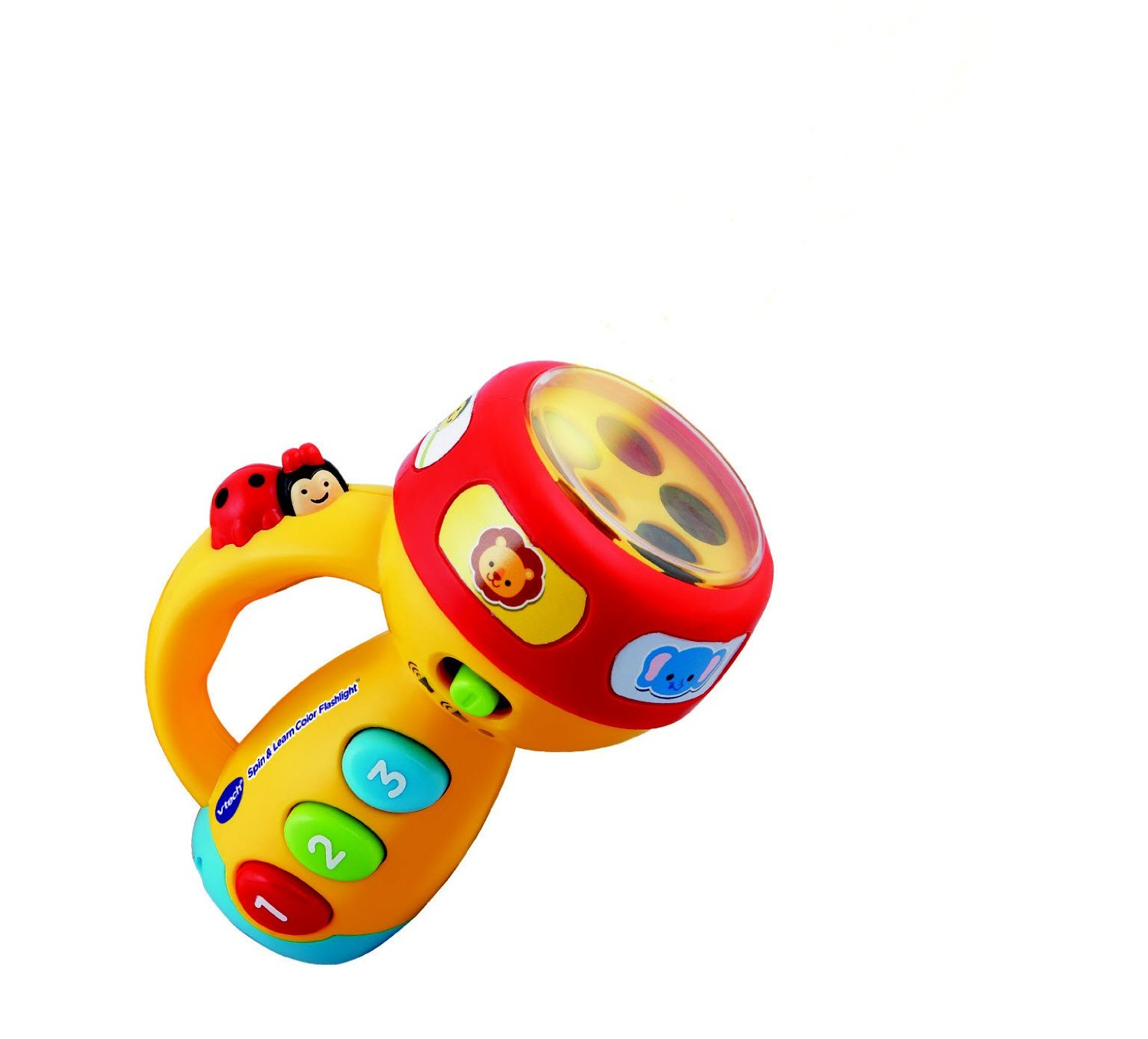 Đèn pin học mà chơi VTech Spin and Learn Color Flashlight