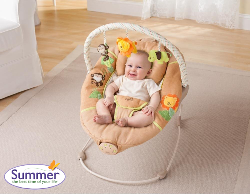 Ghế rung Safari Summer Infant(SM01803)