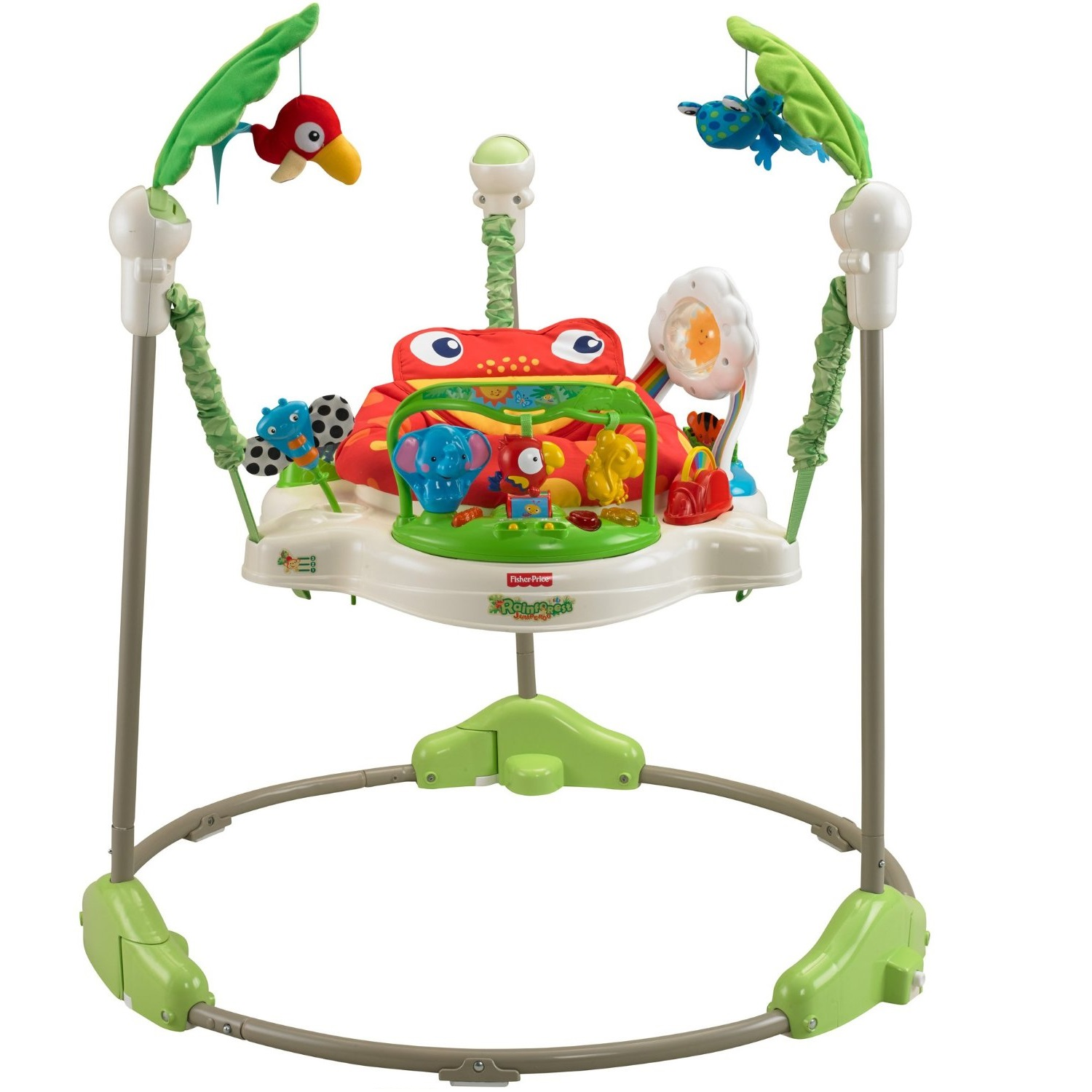 Ghế tập đứng Fisher-Price Rainforest Jumperoo