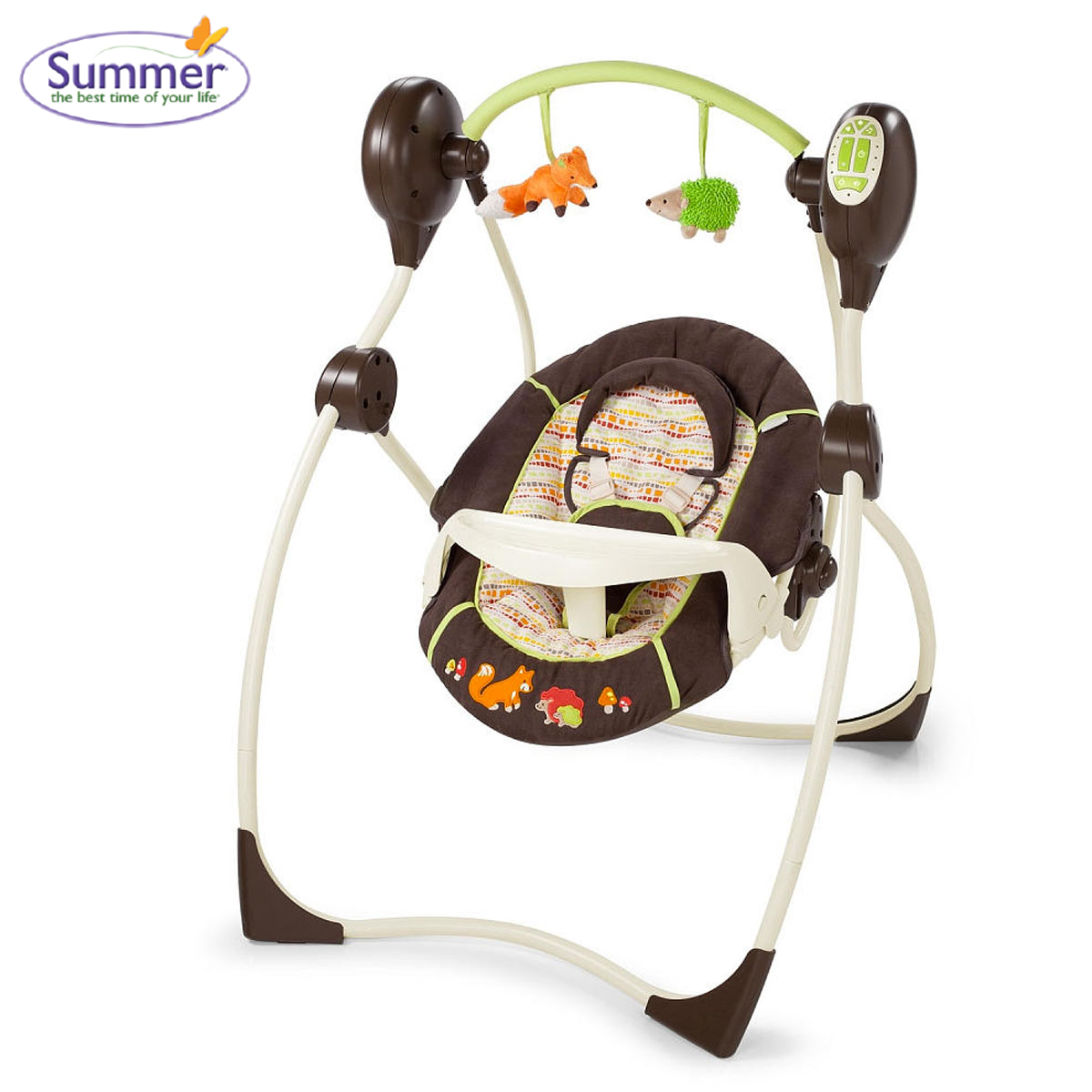 Ghế xích đu Fox & Friend Summer Infant(SM23183)