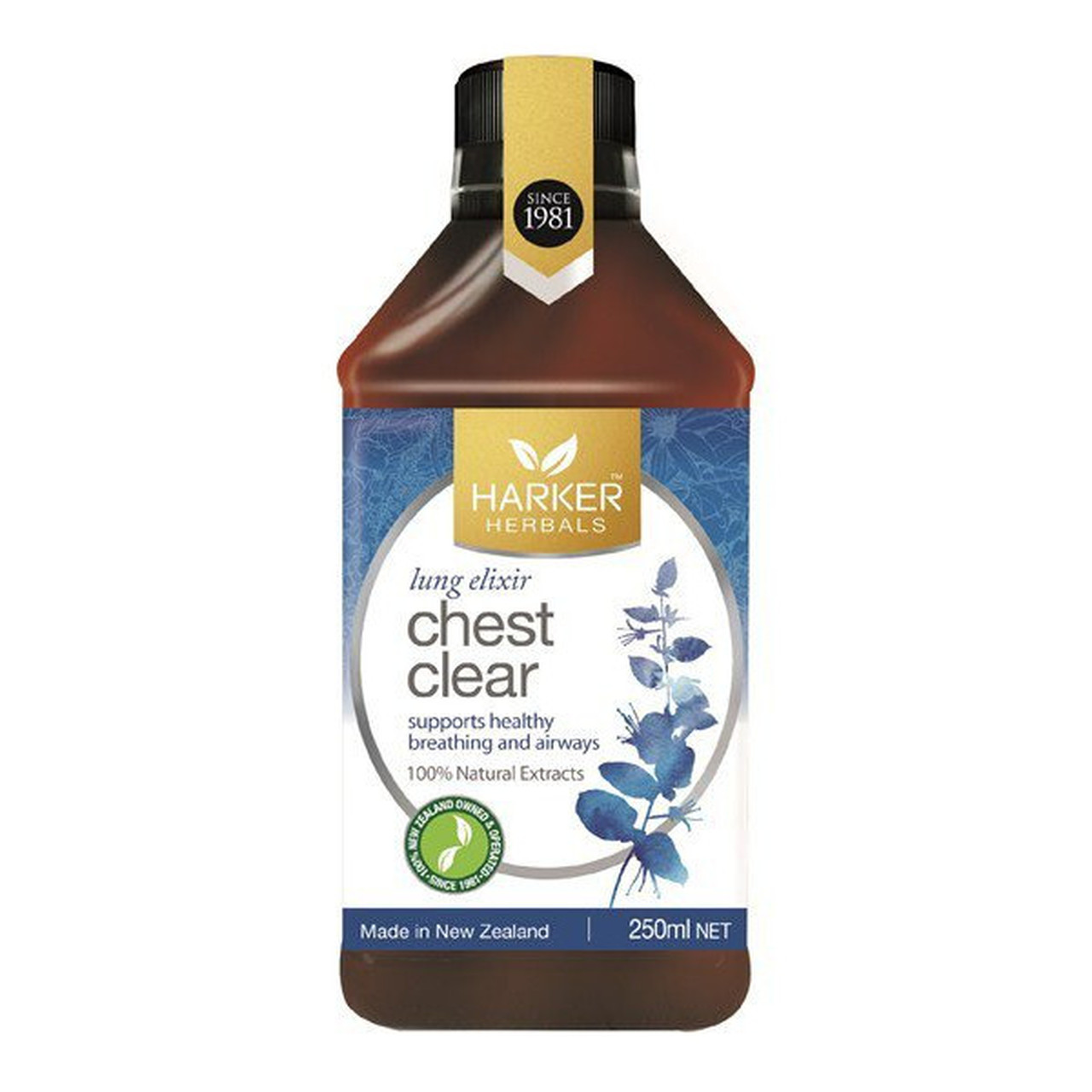 HARKER HERBALS CHEST CLEAR