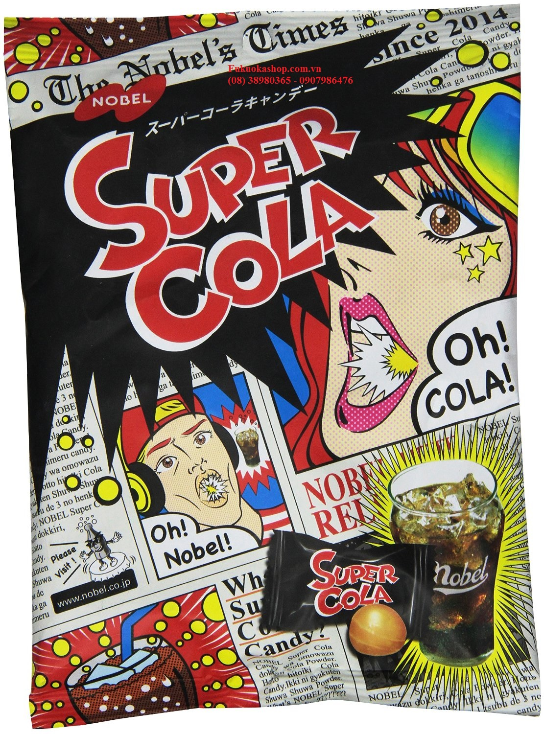 kẹo cola super cola