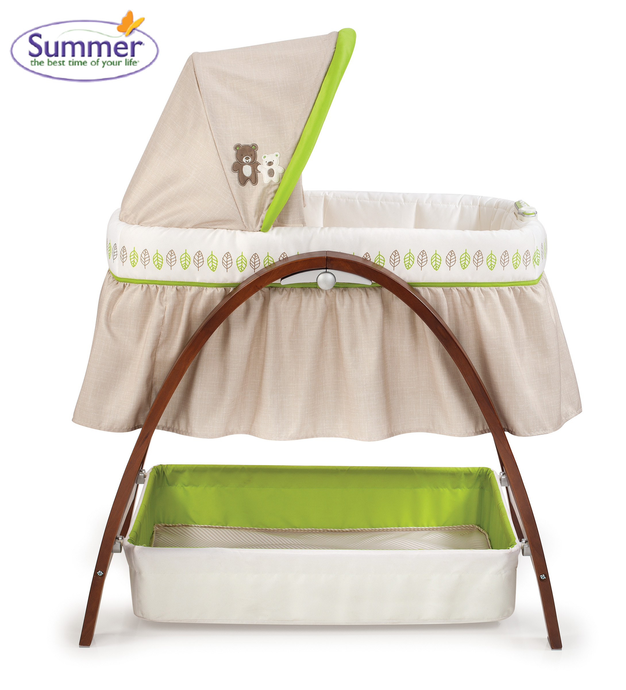 Nôi Bentwood  Summer Infant(SM26070)