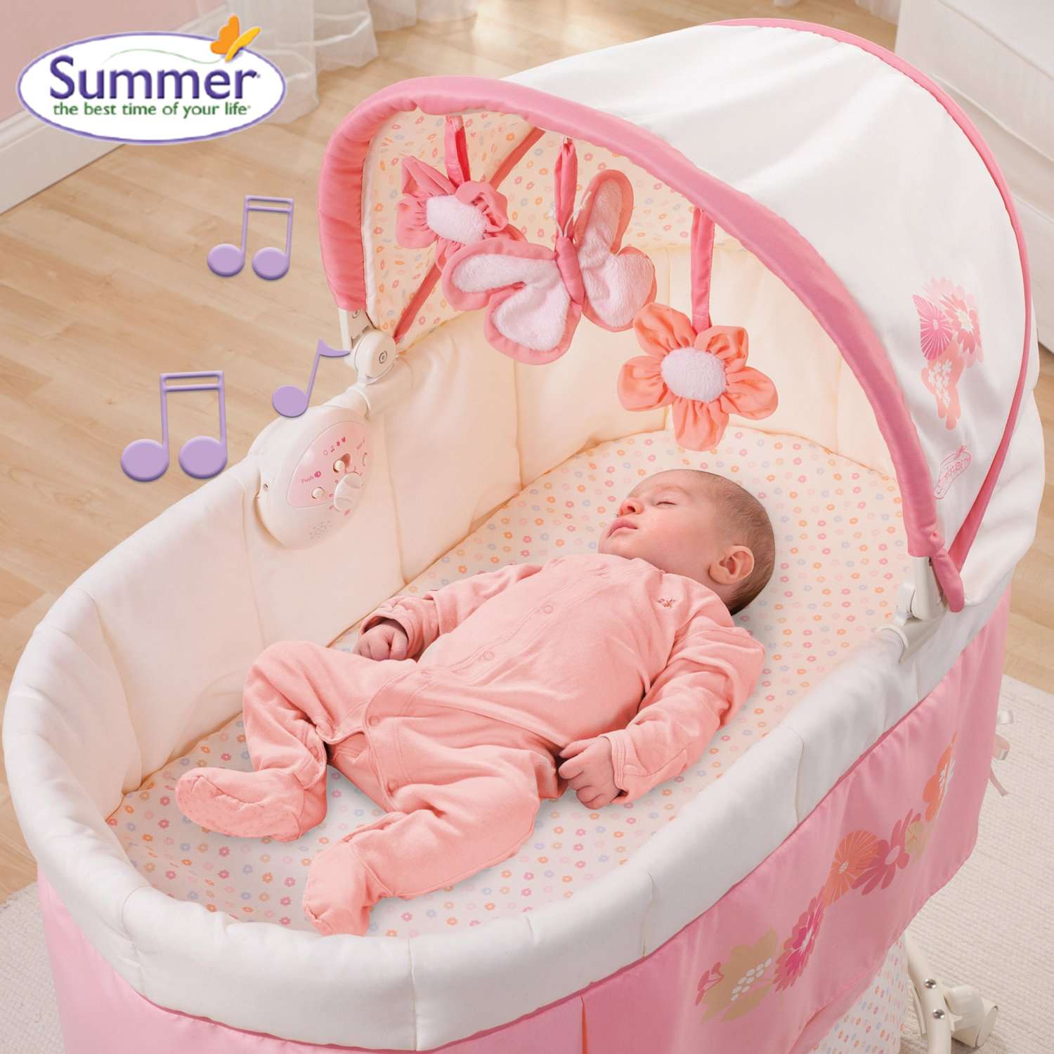 Nôi rung Lila Summer Infant(SM26130)