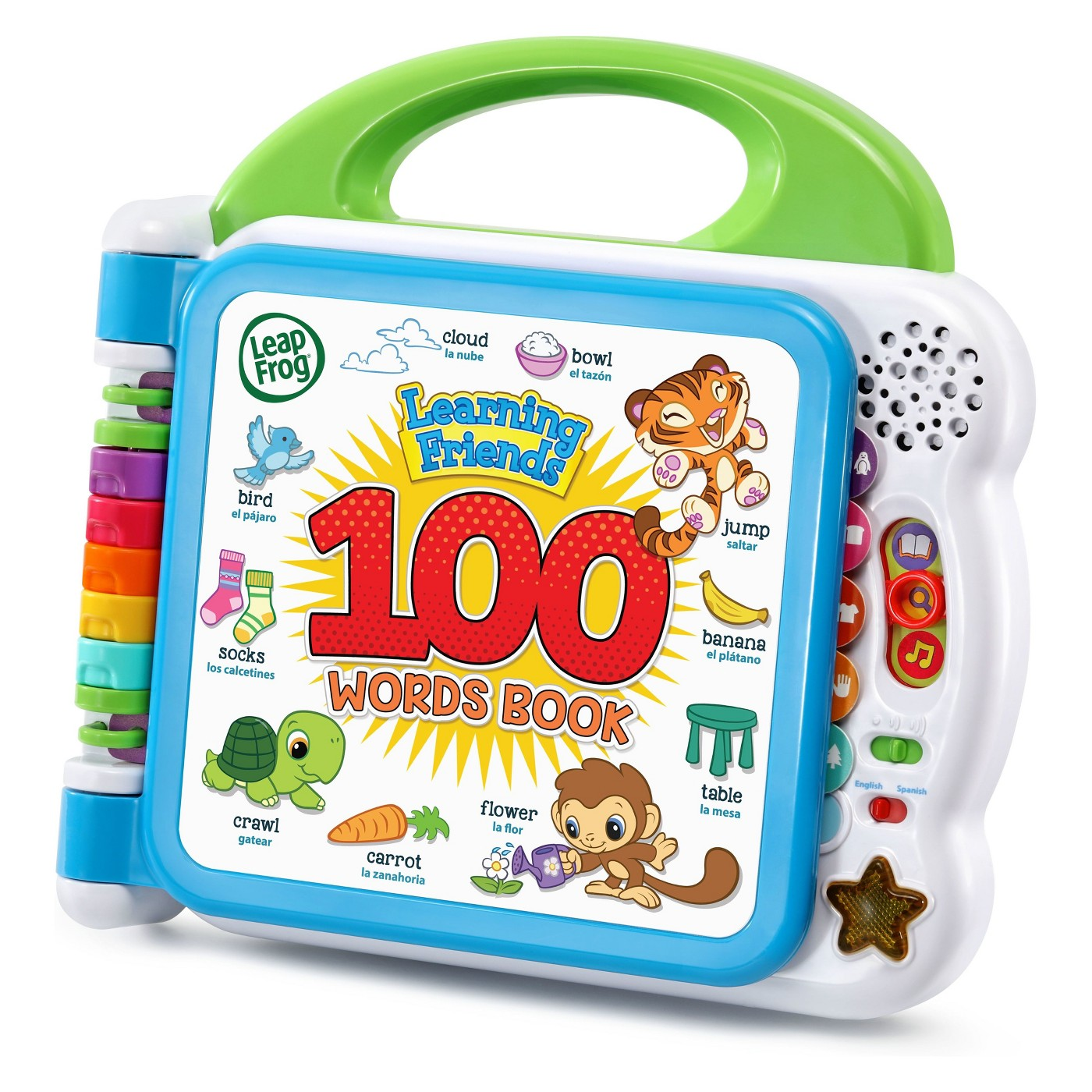 Sách điện tử Leap Frog Learning Friends 100 Words cho bé