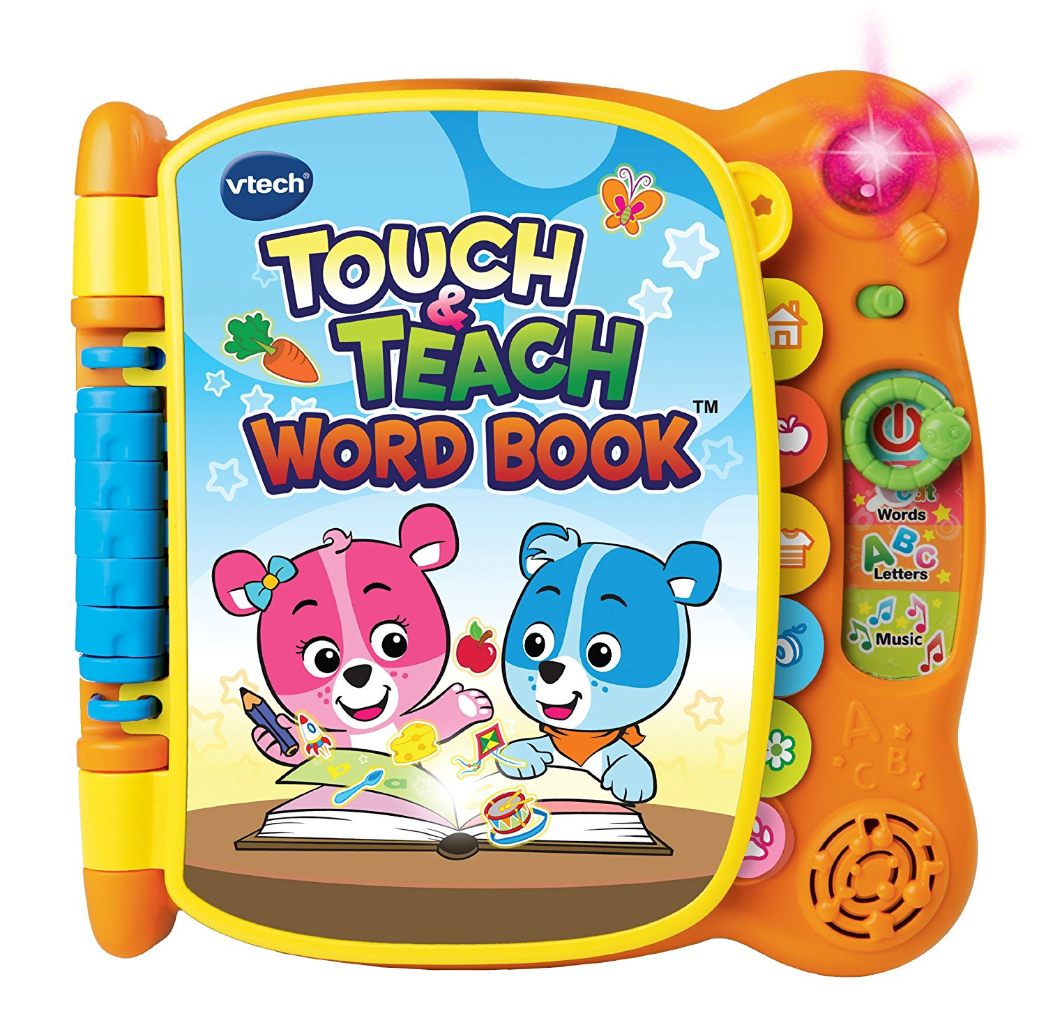 Sách nhựa VTech Touch and Teach Word Book