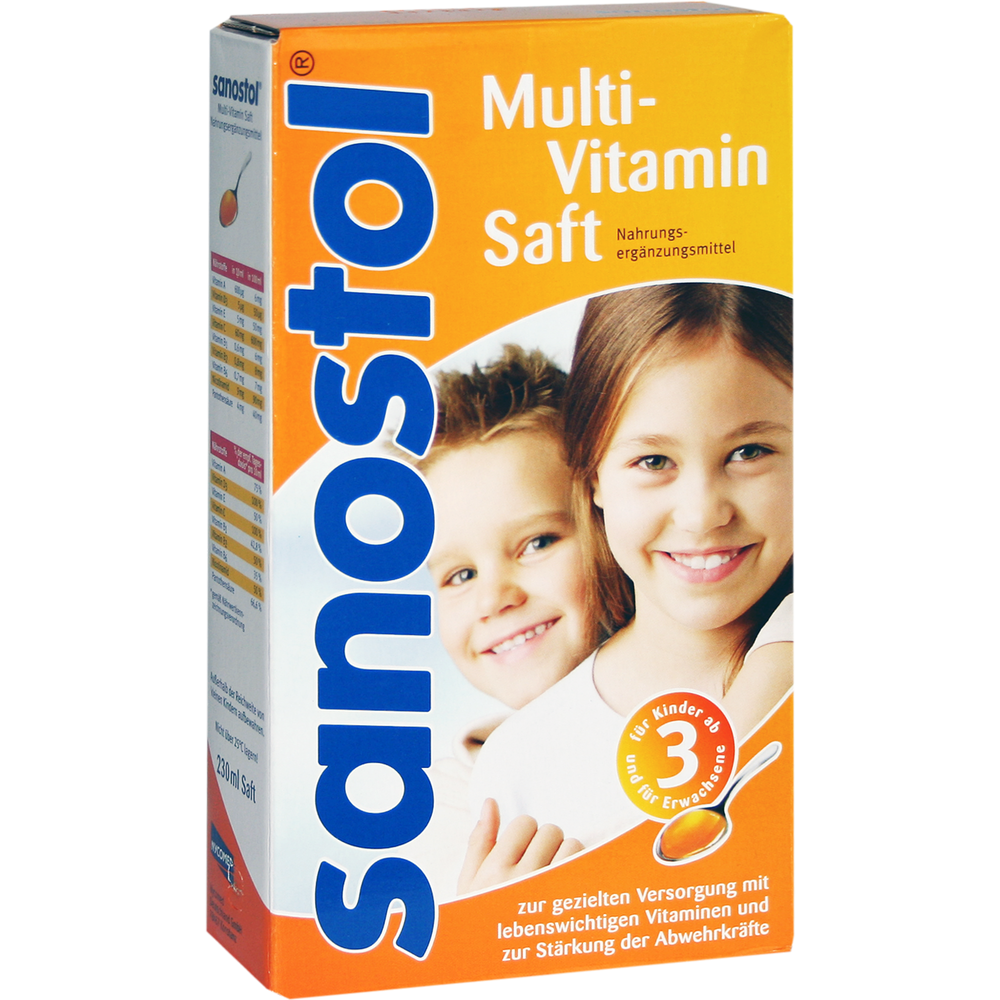 Vitamin Sanostol số 3 (460ml)