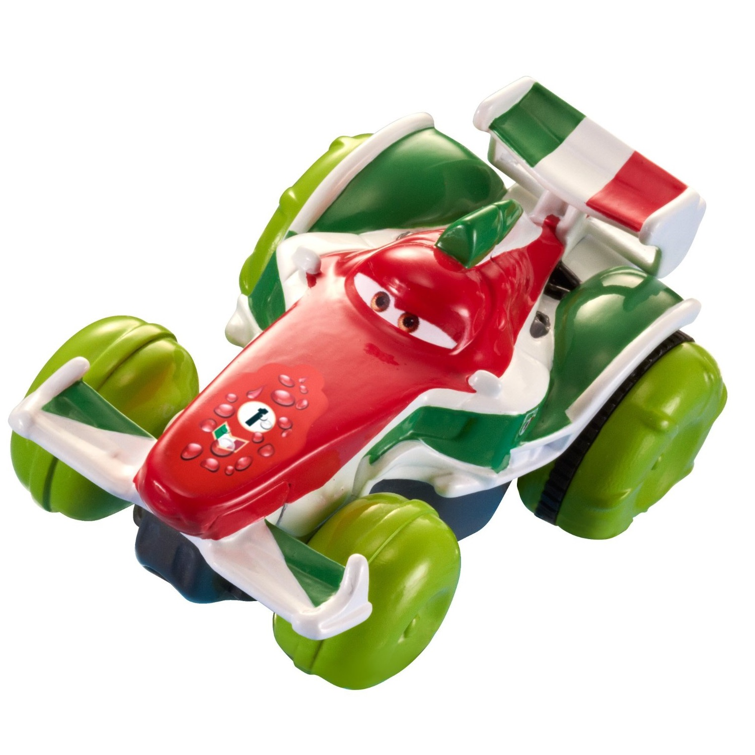 Xe đua tốc độ của Ý Francesco – Disney - Pixar Cars Hydro Wheels Francesco Bath Vehicle
