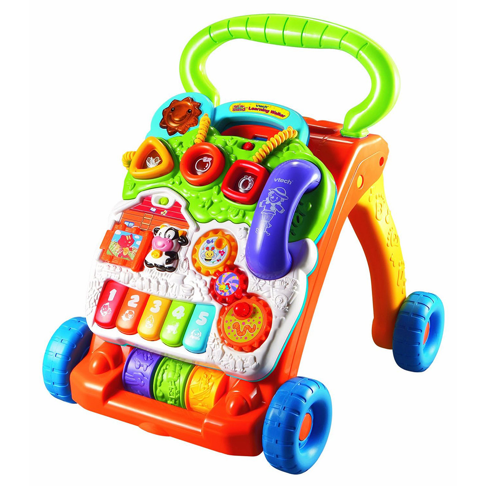 Xe tập đi cho bé VTech Sit-to-Stand Learning Walker